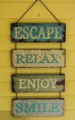 Escape, Relax...