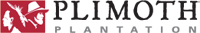 Plimoth Plantation logo