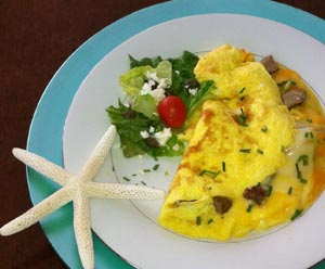 Crave an Omelet?