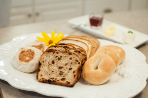 homemade breads